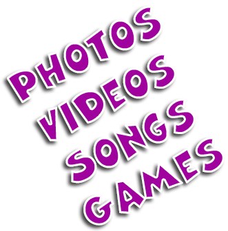 Photos, Videos, Songs, Games